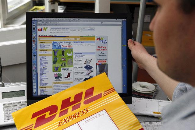Dhl Paket Beschädigt Ebay
