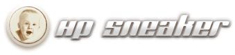 HP Sneaker logo