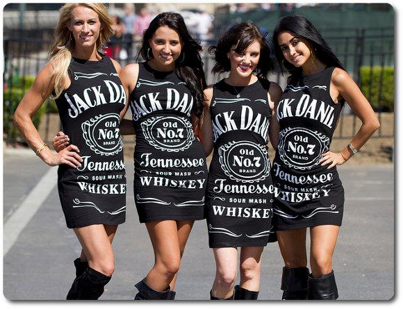 Jack Daniels Promogirls
